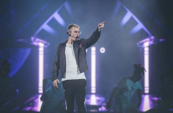 Justin Bieber SP Purpose Tour - Camila Cara 3