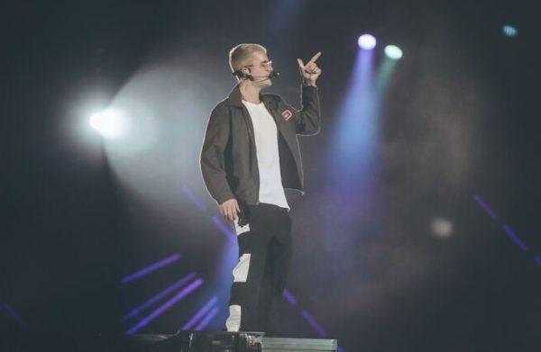 Justin Bieber SP Purpose Tour - Camila Cara