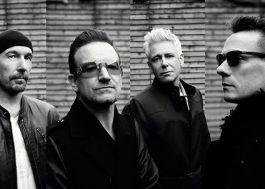 U2 adiciona terceiro show em São Paulo; vendas gerais começam semana que vem