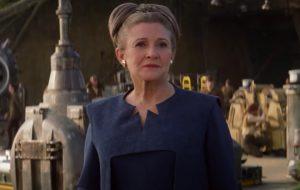 """""""Os Últimos Jedi"""" é uma despedida """"incrível"""" para Carrie Fisher, diz John Boyega"""