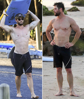 chris hemsworth shirtless 11