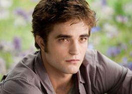 """Robert Pattinson quer um spin-off de """"Crepúsculo"""" sobre o Edward Cullen"""