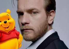 Ewan McGregor deve estrelar o live-action do Ursinho Pooh