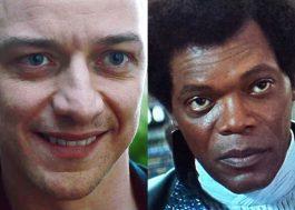 """Shyamalan anuncia sequência de """"Fragmentado"""" com Samuel L. Jackson e Bruce Willis!"""