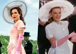 "Gillian Anderson encarna Judy Garland em nova foto de ""American Gods"""