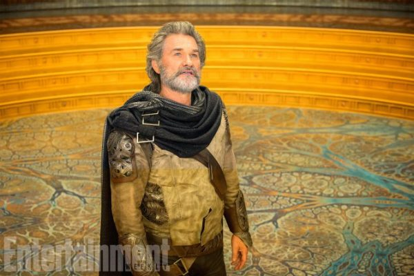 Guardians Of The Galaxy Vol. 2 Ego (Kurt Russell Ph: Chuck Zlotnick ©Marvel Studios 2017