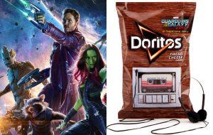 """""""Guardiões da Galáxia 2"""": edição especial do Doritos vem com walkman com trilha do filme"""