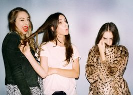 Será que teremos single novo do Haim esta semana?