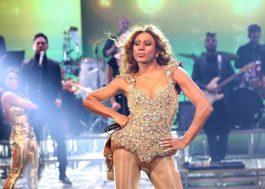 Ator Ícaro Silva arrasa fazendo a Beyoncé no novo quadro do Faustão!