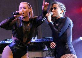 """Parceria de Anitta e Iggy Azalea, """"Switch"""" ganha data de lançamento"""