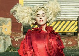 """Na Vogue, Katy Perry diz: """"Se você tem uma voz, tem a responsabilidade de usá-la"""""""
