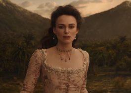 """Elizabeth Swann está de volta em """"Piratas do Caribe: A Vingança de Salazar"""""""