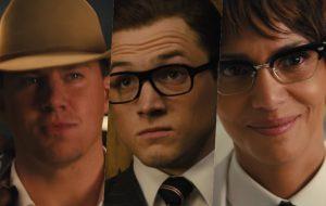 """O primeiro trailer de """"Kingsman: O Círculo Dourado"""" só tem gente incrível e muita ação"""