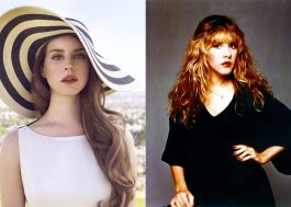 Bruxaria à solta: Lana Del Rey terá música com Stevie Nicks no novo álbum!