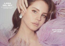 "Lana Del Rey está fabulosa na capa da revista Dazed, a primeira da era ""Lust…"""
