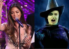 """Nicole Scherzinger pode ser Elphaba em versão dos cinemas de """"Wicked"""""""