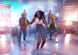"Arrasando mais uma vez, Normani dança Pussycat Dolls no ""Dancing With the Stars"""