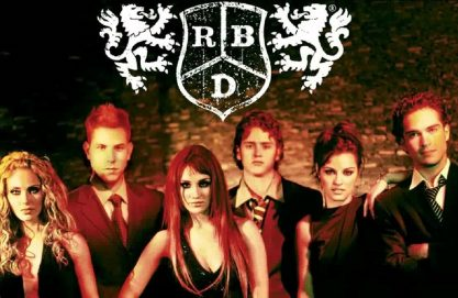 RBD no Spotify?