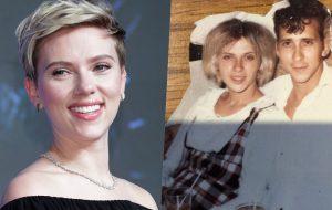 Uma avó era idêntica à Scarlett Johansson quando jovem e a atriz quer conhecê-la!