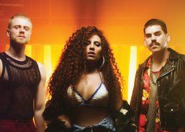 """Banda Uó divulga capa do single """"Sauna"""" e anuncia lançamento do clipe"""