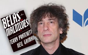 """""""Belas Maldições"""", de Neil Gaiman e Terry Pratchett, ganha nova edição"""