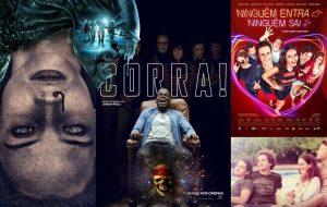 """""""Piratas do Caribe"""", """"Alien: Covenant"""" e mais 18 filmes que estreiam em maio"""