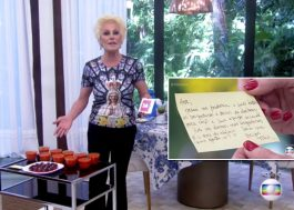 """Depois de """"desfeita"""", Ana Maria recebe mimos de Taís Araújo, mas capricha nos shades"""