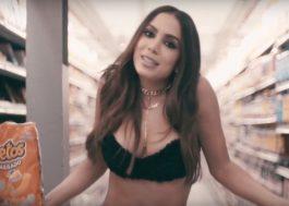 """Anitta libera making-of do clipe de """"Paradinha""""; vem ver!"""