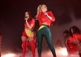 """""""A apresentação foi tão dela quanto minha"""", diz Iggy Azalea sobre Anitta no Jimmy Fallon"""