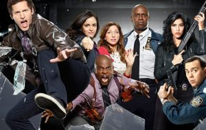 """""""Brooklyn Nine-Nine"""" está renovada para quinta temporada!"""