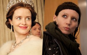 "Claire Foy, de ""The Crown"", pode ser a nova Lisbeth Salander de Hollywood"