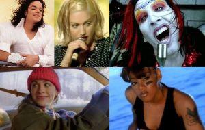40 clipes dos anos 90 que eu via na MTV e amava!