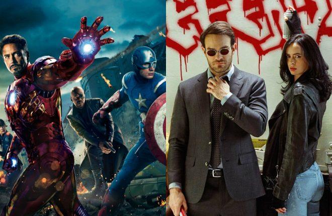 crossover marvel