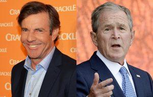 """Dennis Quaid será George W. Bush na segunda temporada de """"American Crime Story"""""""