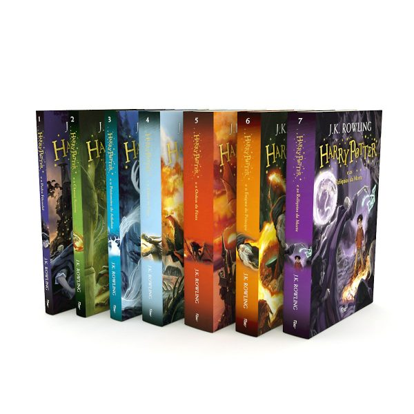 harry potter box 4