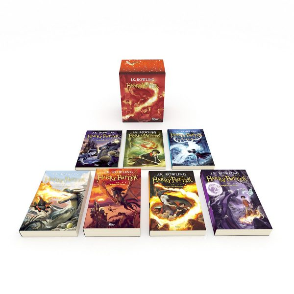 harry potter box 6