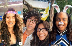 Instagram Stories agora tem filtros ~engraçadinhos~ (tipo snap!) e várias outras novidades
