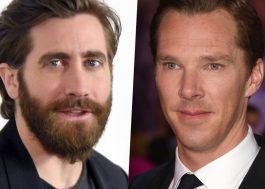 Jake Gyllenhaal e Benedict Cumberbatch podem fazer filme ambientado no Rio de Janeiro