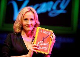 """J.K. Rowling se gaba de ter """"envenenado"""" a mente dos seus leitores"""
