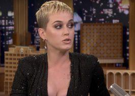 """Katy Perry diz que tem gente achando que o """"Witness"""" vai ser um """"Titanic"""""""