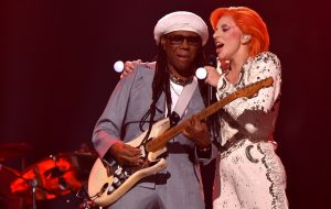 Nile Rodgers diz que novo CD do Chic terá Lady Gaga, Daft Punk e mais