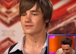 Liam Payne fica envergonhado ao ver vídeo de quando conheceu Cheryl pela primeira vez