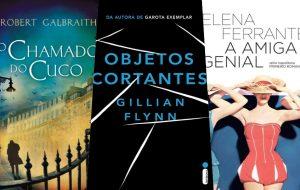 Conheça oito livros que vão virar séries em 2017 e 2018