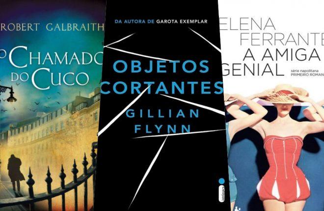 livros series