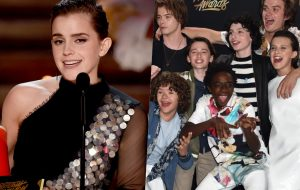 """A Bela e a Fera"" e ""Stranger Things"" vencem o MTV Movie & TV Awards; veja o que rolou!"