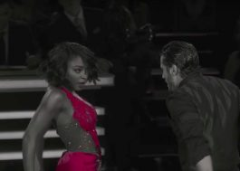 "Na semi-final do ""DWTS"", Normani dança ""Desperado"", da Rihanna!"