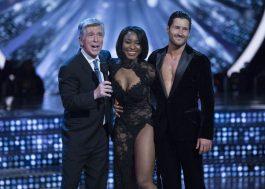"""Mesmo com notas máximas dos jurados, Normani fica em 3º lugar no """"Dancing With the Stars"""""""