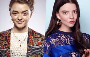 "Maisie Williams e Anya Taylor-Joy vão estrelar ""Novos Mutantes"", spin-off de X-Men"