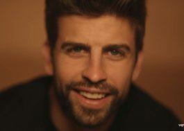 Como não se apaixonar pelo Gerard Piqué no clipe novo da Shakira?