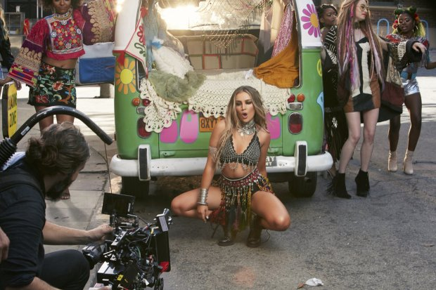 Little Mix's new video for Power.